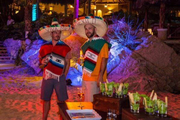 Planning an Anniversary Party in Cabo