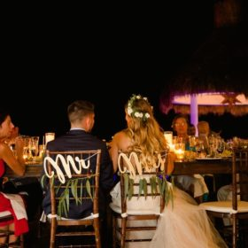 Los Cabos Wedding Planners Amber & Jaket at Serena