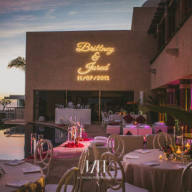 Los Cabos Wedding Planners Brittney and Jared get married in Cabo at Villa Bellisima
