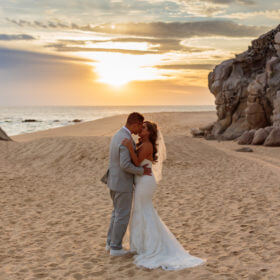 Los Cabos Wedding Planners David & Marile at Lands End