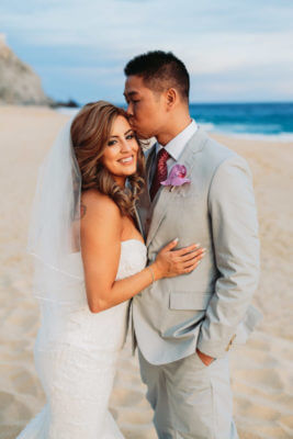 Los Cabos Wedding Planners David & Marile at Lands End
