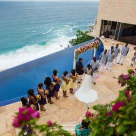 Los Cabos Wedding Planners Dorothy & Anthony at Bellissima