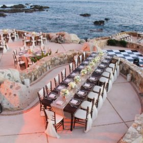 Los Cabos Wedding Planners Kate & Vj at Esperanza
