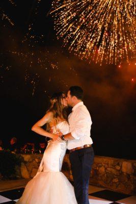 Los Cabos Wedding Planners Kate & Vj at Esperanza