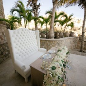 Los Cabos Wedding Planners Lauren & Dylan at Marcella