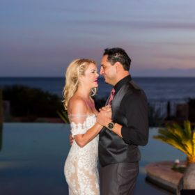 Los Cabos Wedding Planners Vic & Stephanie at Vista Ballena