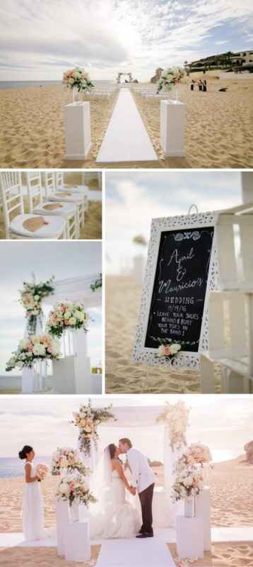 Cabo Beach Wedding Ceremonies