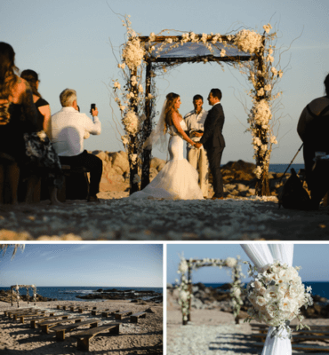 Cabo Beach Wedding Ceremonies