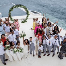 Bridget and Kirsten Wedding in Cabo San Lucas