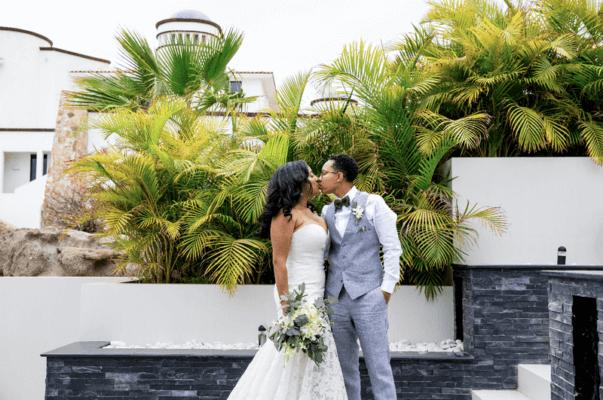 Bridget and Kirsten Wedding in Cabo San Lucas