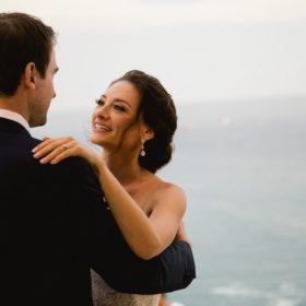 Kristina & Brennan at Villa La Roca
