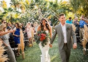 Destination Wedding in Cabo - Creative Destination Events - Ana and Jerome