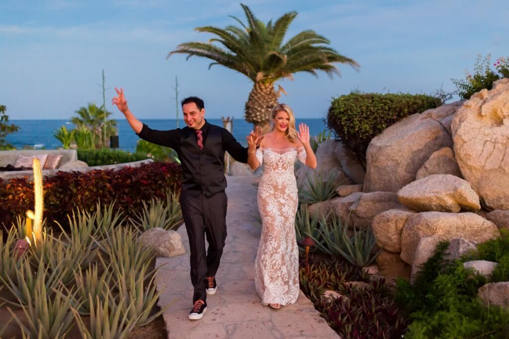Destination Wedding in Cabo