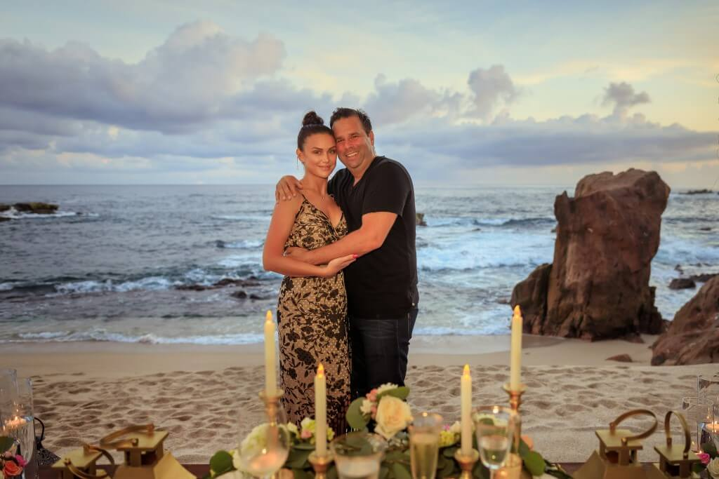 Valentine's Day in Cabo San Lucas